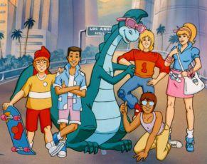 Denver - Poslední dinosaurus (1988) [TV seriál]