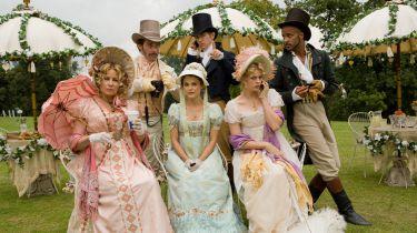 V zemi Jane Austenové (2013)