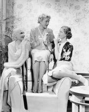 Když ženy mlčí (1937)