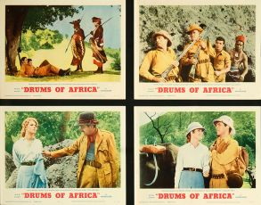 Drums of Africa (1963)