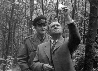 Vilém Besser a Rudolf Hrušínský