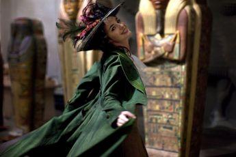Tajemství mumie (2010)