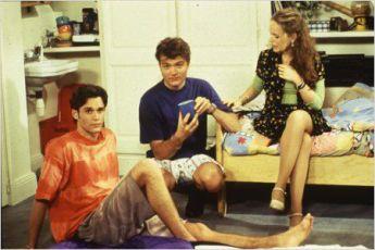 Les Années fac (1995) [TV seriál]