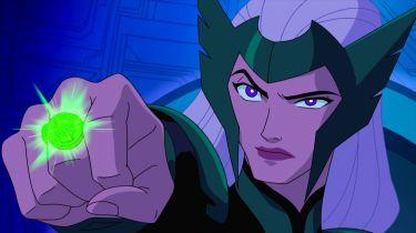 Green Lantern: První let (2009) [Video]