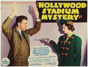 Hollywood Stadium Mystery (1938)