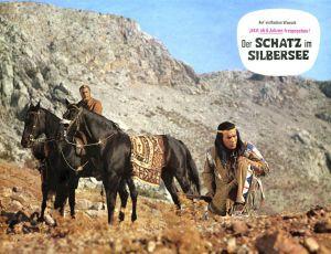 Poklad na Stříbrném jezeře (1962)