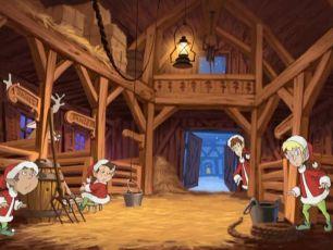 Nine Dog Christmas (2004) [Video]