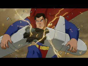 Superman vs Elita (2012) [Video]