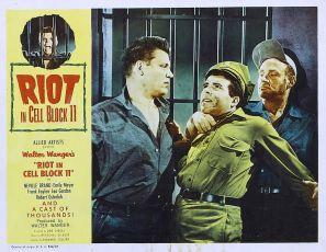 Vzpoura v bloku 11 (1954)