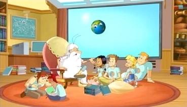 Byla jednou jedna planeta (2008) [TV seriál]