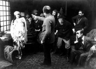 Sivooký démon (1919)
