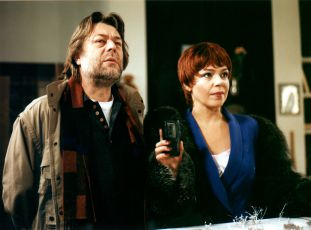 Jan Kanyza a Dagmar Veškrnová-Havlová