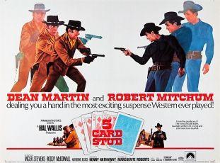 5 Card Stud (1968)
