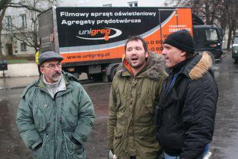 Paweł Mantorski, Jan Macierewicz,  Robert Brzezinski