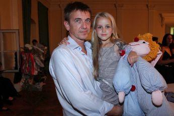 Amélie Pokorná s tátou - slavnostní premiéra filmu