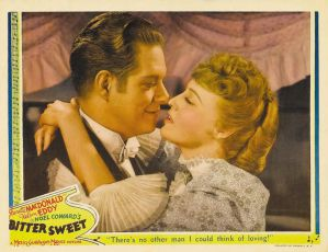 Hořkosladký svět (1940)