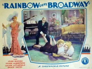 Rainbow Over Broadway (1933)