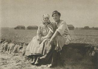 O děvčicu (1918)