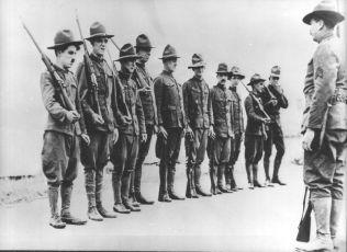 Dobrý voják Charlie (1918)
