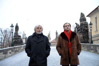 Josef Abrhám a Igor Chmela