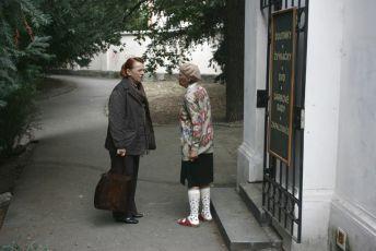 Iva Janžurová, Ljuba Skořepová