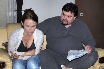 Kristýna Fuitová Nováková a Tomáš Magnusek