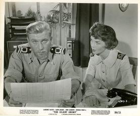 Tichý nepřítel (1958)