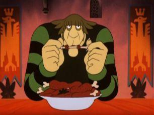 Jack a fazolový stonek (1974)