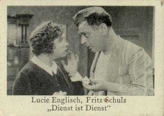 Lucie Englisch Fritz Schulz