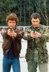 Martin Shaw a Lewis Collins