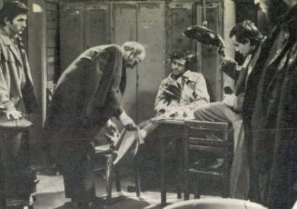 Vladimír Ráž, Petr Oliva a Viktor Preiss
