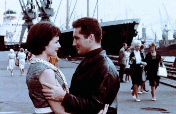 Christa Schindler a  Freddy Quinn