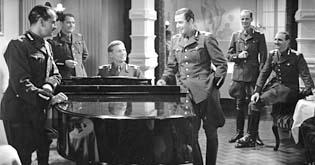 Podzimní manévry (1936)
