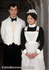 Glen Blackhall a Jenna-Louise Coleman