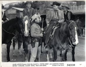 Bitter Creek (1954)