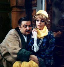 Pane, vy jste vdova! (1970)