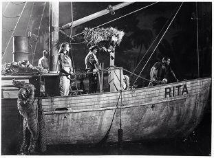 Netvor z Černé laguny (1954)