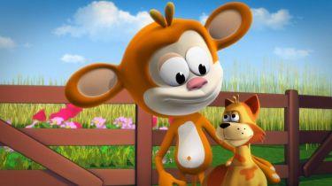Opičiny skopičiny (2010) [TV seriál]