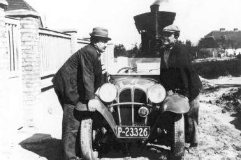 Jan Werich, Jiří Voskovec