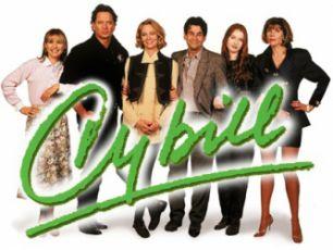 Cybill (1995) [TV seriál]