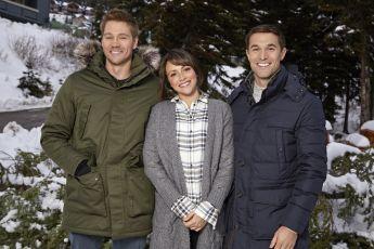 Love in Winterland (2020) [TV film]