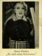 On a jeho sestra [německá verze] (1931)