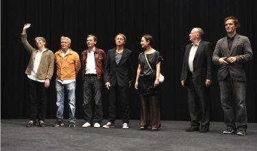 Delegace filmu na 44.MFF Karlovy Vary