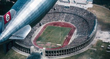 Berlínský olympijský stadion 1936