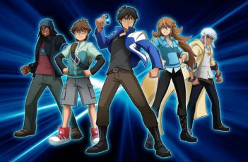 Monsuno (2011) [TV seriál]