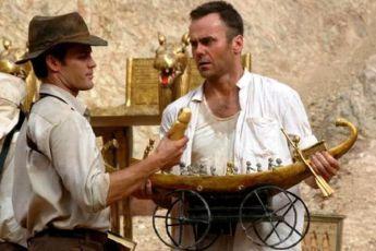 Prokletí hrobky faraona Tutanchamona (2006) [TV film]