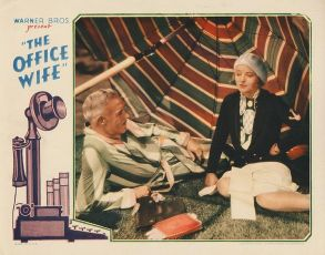 The Office Wife (1930)