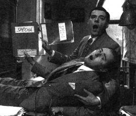 Einstein kontra Babinský (1963)