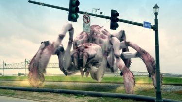 Pavoukotřesení (2012) [TV film]