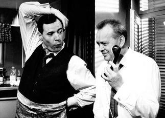 Alibi na vodě (1965)
